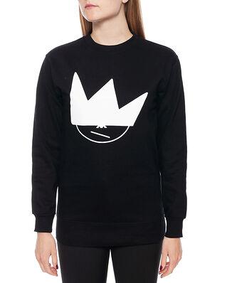 Mucker x Zoovillage Sweatshirt KingBear Black
