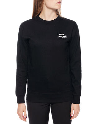 Mucker x Zoovillage Sweatshirt ZooMucker Black