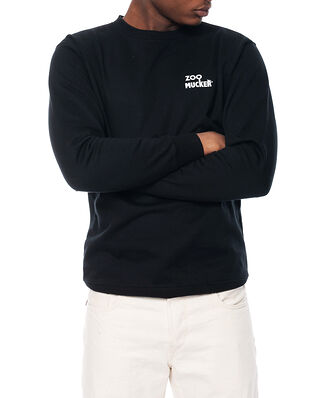Mucker x Zoovillage Sweatshirt ZooMucker Black
