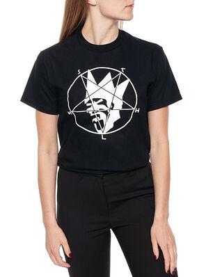 Mucker x Zoovillage T-Shirt Mucker Monkey Black