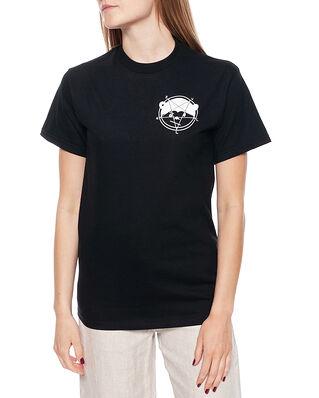 Mucker x Zoovillage T-Shirt ZooBear Black
