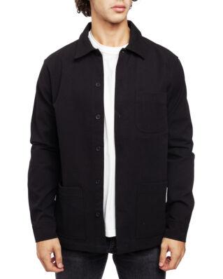 NEUW Clash Overshirt Black