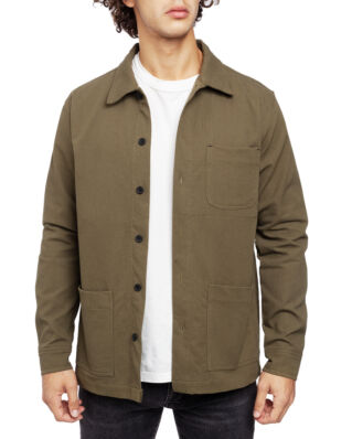 NEUW Clash Overshirt Military
