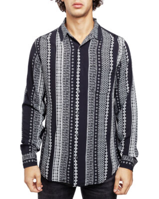 NEUW Liberty Ls Shirt Black