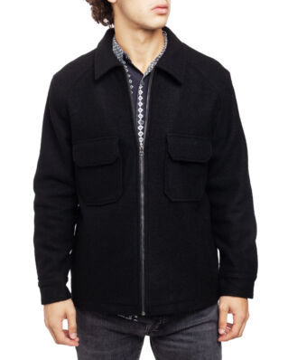 NEUW Wool Field Jacket Black