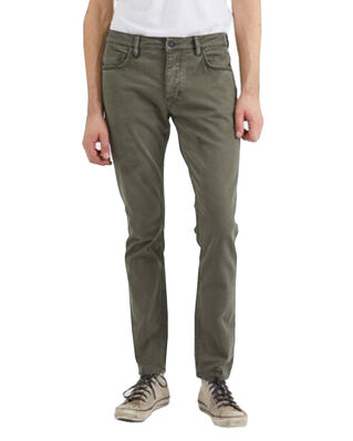 NEUW Lou Slim Twill Military