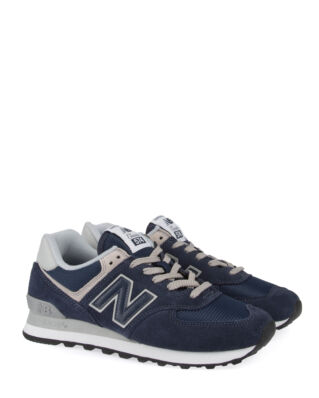 New Balance W's 574 Navy