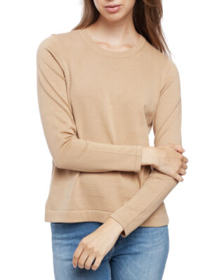 Newhouse Alice Roundneck Camel