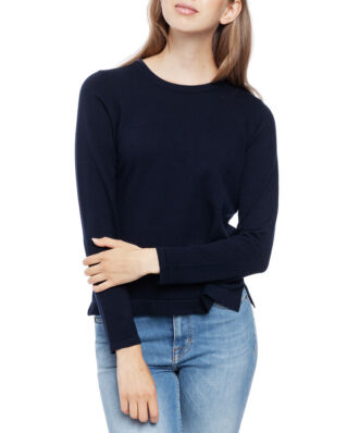 Newhouse Alice Roundneck Navy-Import FW19