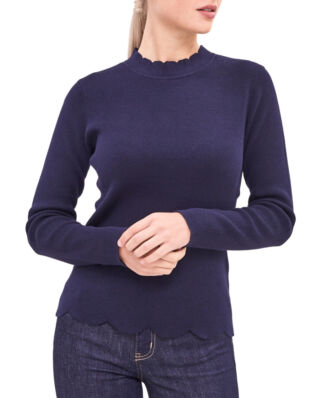 Newhouse Cotton Sweet Jumper Navy