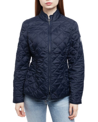Newhouse Quilted Jacket Navy