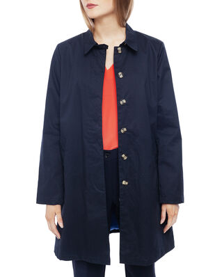 Newhouse Car Coat Navy
