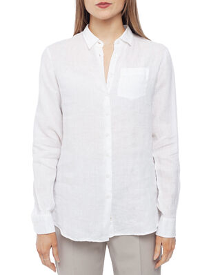 Newhouse Elsa Linen Shirt White