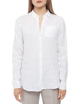 Newhouse Elsa Linen Shirt White