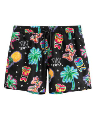 Nikben Tiki Tropical Black