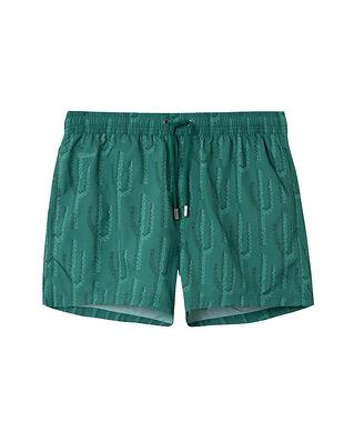 Nikben Swim Shorts Cactus Green