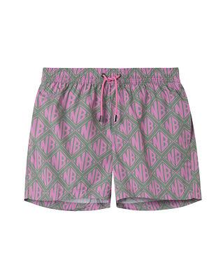 Nikben Swim Shorts NB Logo