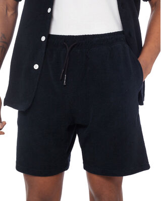 Nikben Terry Shorts Stockholm Black