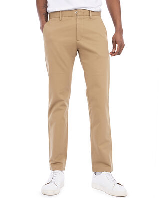 NN07 1420 Theo Regular Chino Khaki