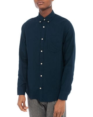 NN07 Levon Shirt 5159 Navy Blue