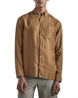 NN07 Levon Shirt Caramel
