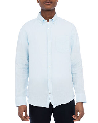 NN07 Levon Shirt Summer Blue