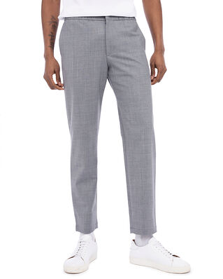NN07 1228 Foss Regular Trouser Grey Melange