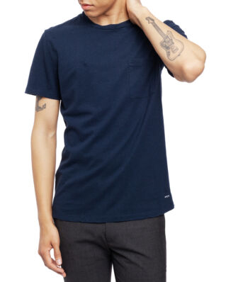 NN07 Barry Pocket 3266 Navy Blue