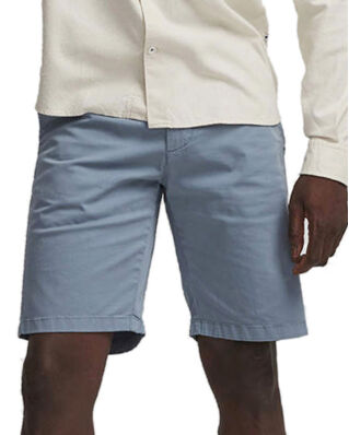 NN07 Crown Shorts 1004 Light Blue