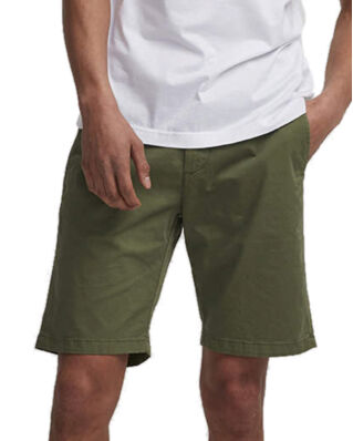 NN07 Crown Shorts 1004 Moss