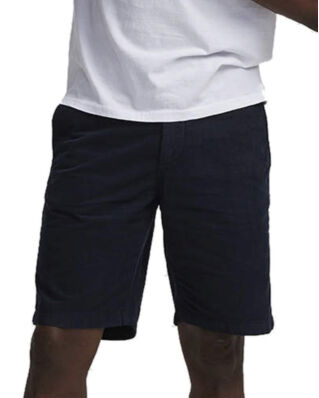 NN07 Crown Shorts 1359 Navy Blue