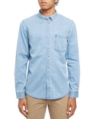 NN07 Falk 5859 Light Blue Washed