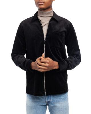 NN07 Zip Shirt 1322 Black
