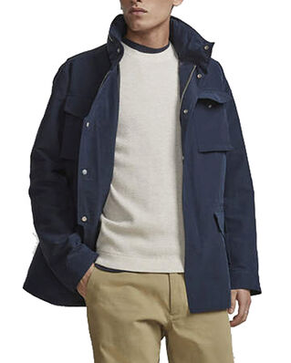 NN07 Field Jacket 8264 Navy Blue
