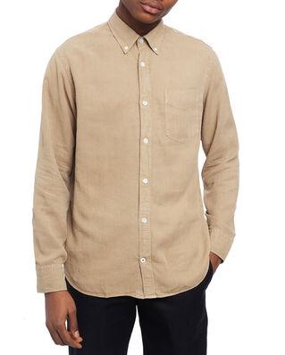 NN07 Levon Shirt 5029 Dk Khaki