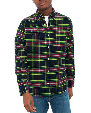 NN07 Levon Shirt 5149 Multi Check