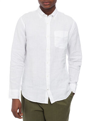 NN07 Levon Shirt 5706 White