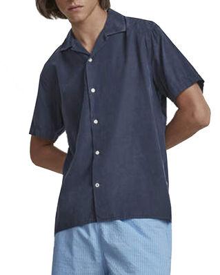 NN07 Miyagi Short 5082 Indigo Blue