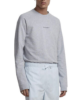 NN07 Robin Sweatshirt 3383 Grey Mel