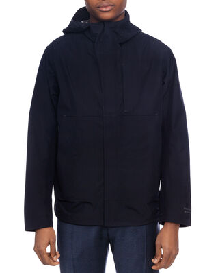 Norse Projects Fyn Shell Gore Tex 2.0 Dark Navy