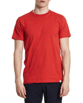 Norse Projects Niels Standard SS Askja Red