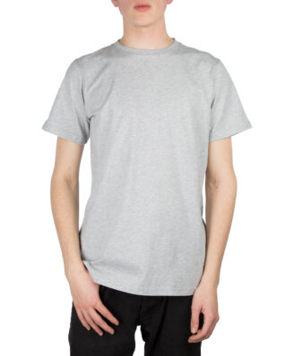 Norse Projects Niels Standard S/S Light Grey Melange