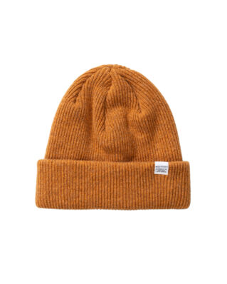 Norse Projects Norse Beanie Montpellier Yellow