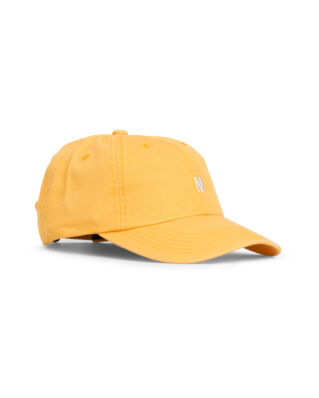 Norse Projects Twill Sports Cap Sunwashed Yellow