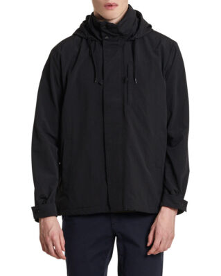 Norse Projects Ystad Spring Parka Black