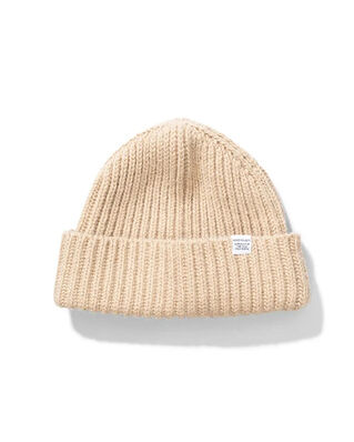 Norse Projects Gudrun Alpaca Camel Melange