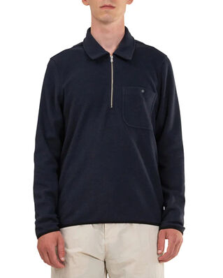 Norse Projects Jorn Fleece Half Zip