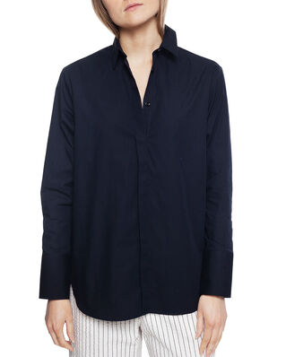 Norse Projects Maja Poplin Dark Navy