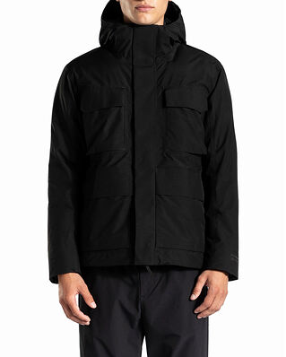 Norse Projects Nunk Down Gore Tex Black