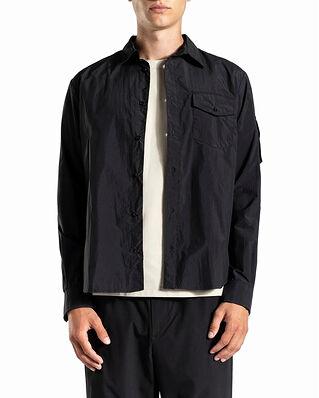 Norse Projects Osvald Windbreaker Shirt Black
